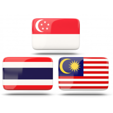 Singapore, Malaysia & Thailand - Unlimited Data Packages